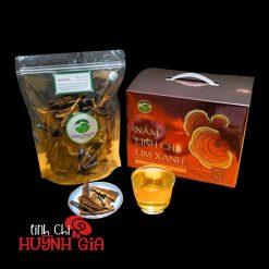nấm linh chi rừng linasa